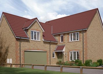 "Thumbnail 5 bed detached house for sale in ""The Langham"" at Derwent Close, Stamford Bridge, York"