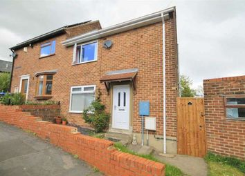 Thumbnail 2 bedroom semi-detached house for sale in Taylor Avenue, Bearpark, Durham