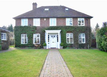 Thumbnail 5 bed detached house for sale in Greville Park Road, Ashtead