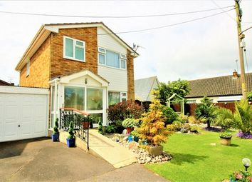 Thumbnail 3 bed detached house for sale in Rochford Road, Canvey Island, Essex