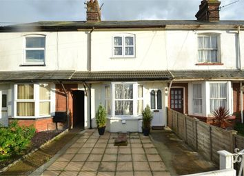 Thumbnail 3 bed terraced house for sale in Main Road, Harwich, Essex