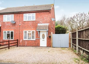 Thumbnail 2 bed semi-detached house for sale in Turville Road, Lutterworth
