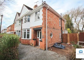 Thumbnail 3 bed semi-detached house for sale in Westview Avenue, Glen Parva
