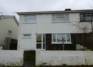 Thumbnail 3 bed semi-detached house for sale in Bro Tawela, Silian, Lampeter, Ceredigion