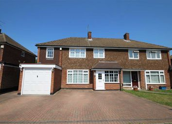 Thumbnail 3 bed property for sale in Marion Close, North Bushey WD23.