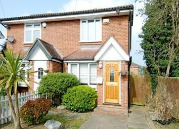 Thumbnail 2 bed terraced house to rent in Belmont Lane, Stanmore