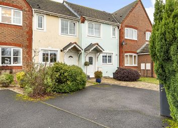 Thumbnail 2 bed terraced house for sale in Lubeck Drive, Andover