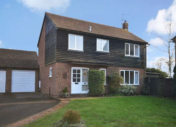 Thumbnail 4 bed detached house to rent in Ligo Avenue, Stoke Mandeville, Aylesbury