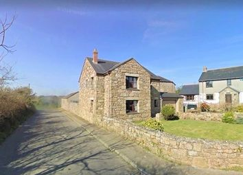 Thumbnail 4 bed detached house for sale in Landithy, Madron, Penzance, Cornwall.