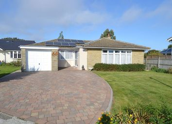 Thumbnail 3 bed detached bungalow for sale in Shepherds Walk, Chestfield, Whitstable
