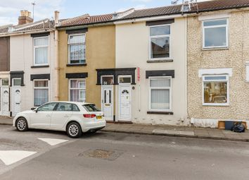 Thumbnail 2 bedroom terraced house for sale in Shakespeare Road, Portsmouth