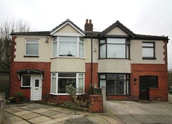 Thumbnail 4 bed semi-detached house for sale in Maryland Avenue, Breightmet, Bolton, Lancashire