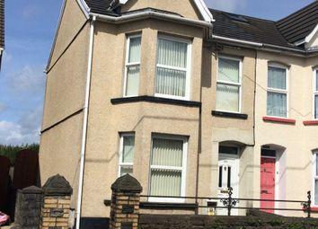 Thumbnail 3 bed semi-detached house to rent in Alexandra Road, Gorseinon, Swansea