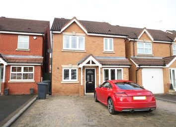 Thumbnail 3 bed detached house for sale in Westwood Road, Atherstone