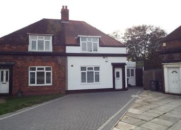 Thumbnail 3 bed semi-detached house for sale in Cranleigh Place, Birmingham, West Midlands