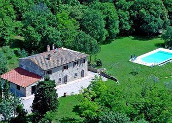 Thumbnail 7 bed farmhouse for sale in Le Tre Querce, Podere Casanova, Volterra, Italy