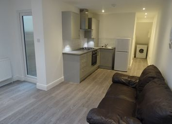 Thumbnail 1 bedroom flat to rent in Haydons Road, Wimbledon, London