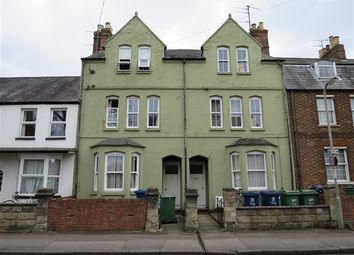 Thumbnail 4 bed flat to rent in Marston Street, Oxford