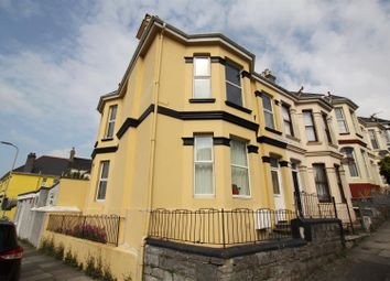 Thumbnail 4 bed end terrace house for sale in Cranbourne Avenue, Plymouth