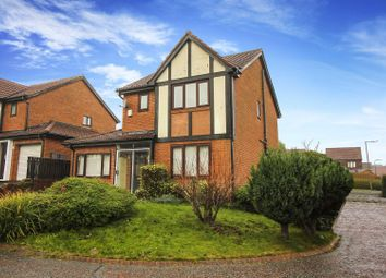 Thumbnail 3 bed detached house for sale in Fountains Close, Dunston, Gateshead