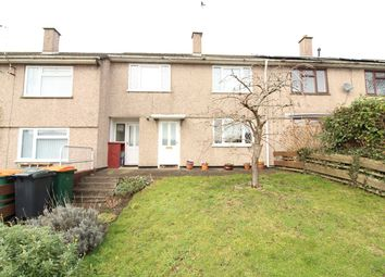 Thumbnail 3 bed terraced house for sale in Fisher Close, Newport