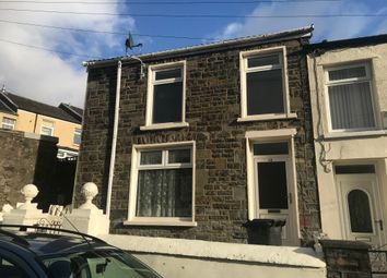 Thumbnail 3 bedroom terraced house to rent in William Street, Twynyrodyn, Merthyr Tydfil