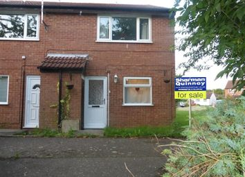 Thumbnail 1 bedroom flat for sale in Wainwright, Werrington, Peterborough