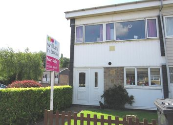 Thumbnail 3 bed end terrace house for sale in St Lawrence Walk, Wymington, Rushden