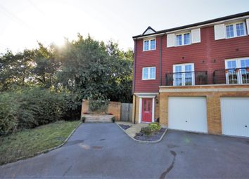 Thumbnail 3 bed town house for sale in Elsanta Crescent, Fareham