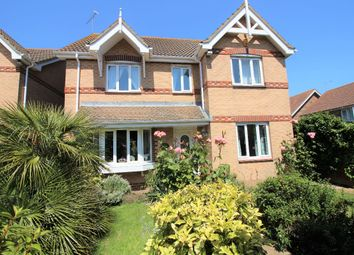 Thumbnail 4 bed detached house for sale in Penrith Way, Eastbourne
