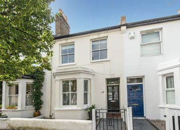 Thumbnail 3 bed terraced house for sale in Derby Road, Wimbledon