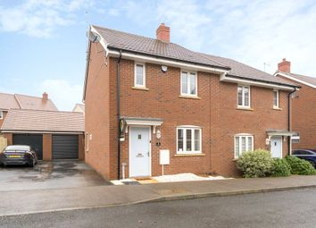 Trinidad Grove, Newton Leys, Milton Keynes MK3. 3 bed semi-detached house for sale