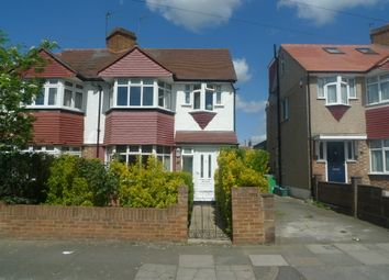 Thumbnail 4 bed semi-detached house for sale in Crane Way, Whitton, Twickenham