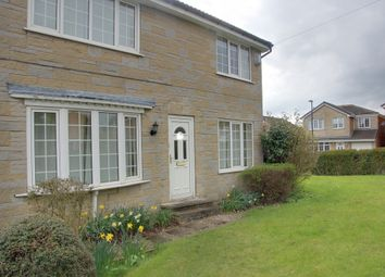 Thumbnail 4 bed detached house to rent in Knox Chase, Harrogate