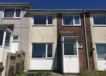Thumbnail 3 bed terraced house for sale in Parc Bychan, Newtown, Ebbw Vale