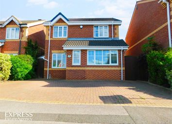 Thumbnail 3 bed detached house for sale in Westminster Drive, Dunsville, Doncaster, South Yorkshire