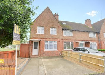 Thumbnail 3 bed end terrace house for sale in Peveril Road, Sompting