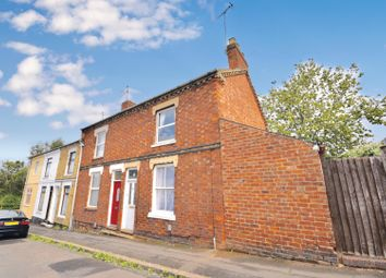 Thumbnail 2 bed end terrace house for sale in Cross Street, Kettering