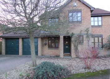 Thumbnail 4 bedroom detached house to rent in Brinkburn Grove, Banbury, Oxfordshire