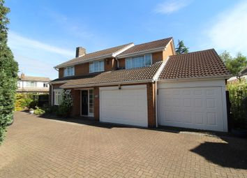 Thumbnail 4 bed detached house for sale in Park Road, Chilwell, Beeston, Nottingham