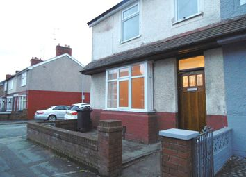 Thumbnail 3 bed terraced house to rent in 23 Princess Road, Ellesmere Port
