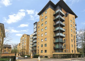 Thumbnail 3 bed flat for sale in Victoria Way, Woking, Surrey