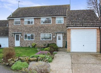 Thumbnail 2 bed semi-detached house for sale in Barn Close, Seaford