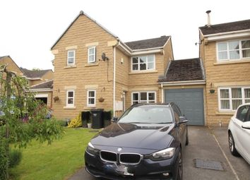 Thumbnail 3 bed property for sale in Oakwood Gardens, Halifax