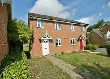 Thumbnail 3 bed semi-detached house to rent in Squirrel Lane, Ashford
