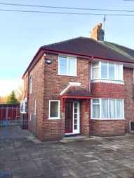 Thumbnail 3 bed semi-detached house for sale in Fulwood Hall Lane, Fulwood, Preston