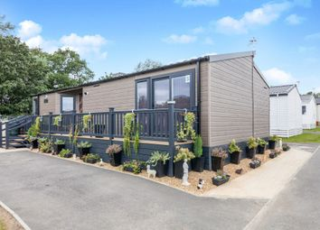 Thumbnail 2 bed mobile/park home for sale in Rendham Road, Saxmundham, Suffolk