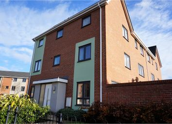 Thumbnail 3 bed town house for sale in Kynance Grove, Bilston
