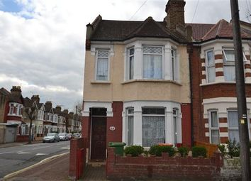 Thumbnail 3 bedroom end terrace house to rent in Kempton Road, East Ham