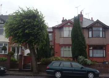 Thumbnail 4 bed semi-detached house to rent in Binley Road, Stoke, Coventry